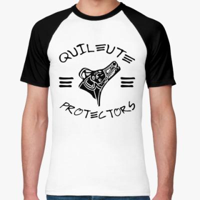 Футболка реглан Quileute