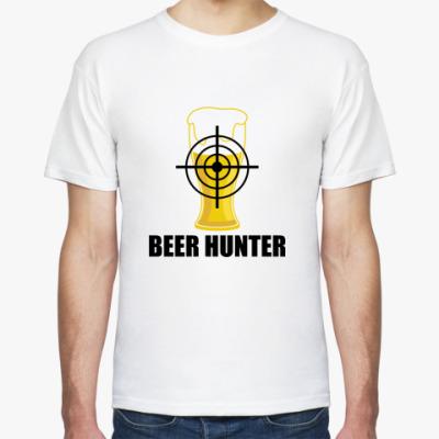Футболка Beer Hunter