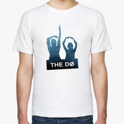 Футболка The Dø