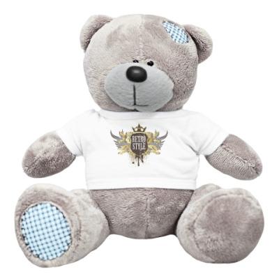 Плюшевый мишка Тедди Retro Style