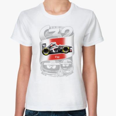 Классическая футболка C32