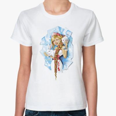 Классическая футболка Василиса