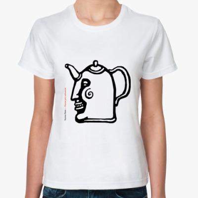 Классическая футболка  Линк - Магия (жен)