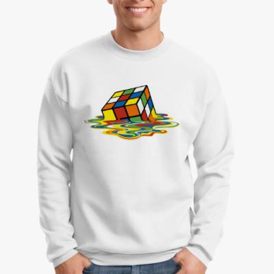 Свитшот Кубик Рубика | Rubiks Cube