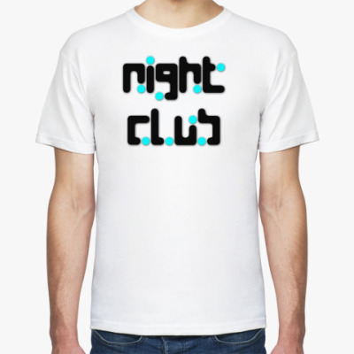 Футболка  Night CLub