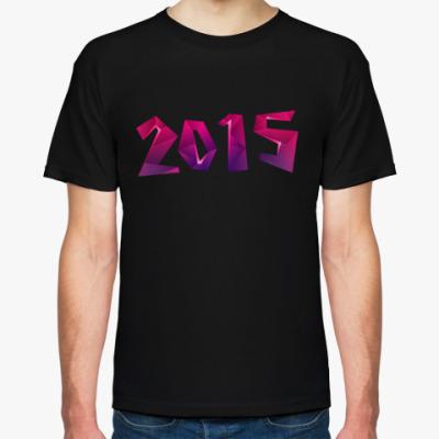 Футболка Новый 2015 год
