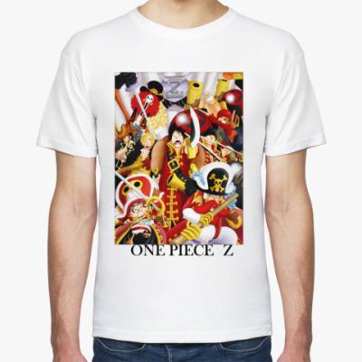Футболка One Piece Z