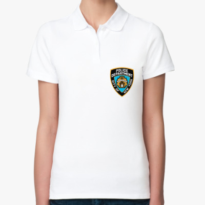 Женская рубашка поло Police