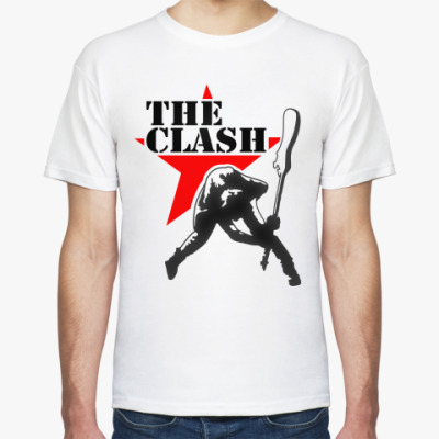 Футболка The Clash