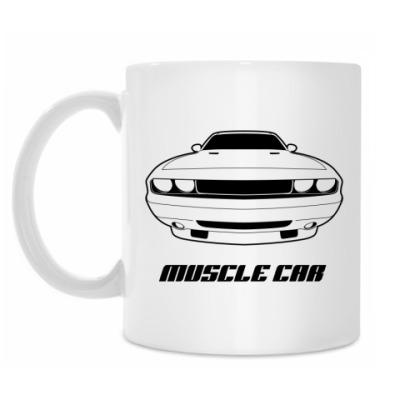 Кружка Muscle car