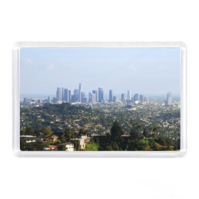 Магнит Los Angeles