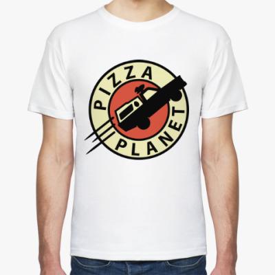 Футболка Пицца