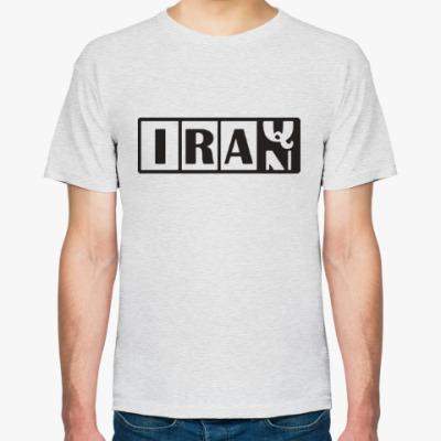 Футболка Iran-Iraq