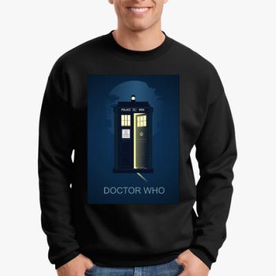 Свитшот Doctor Who