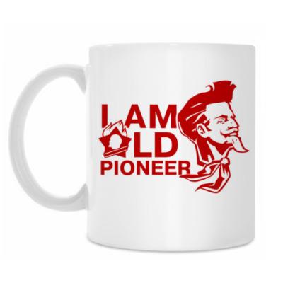 Кружка 'Оld pioneer'