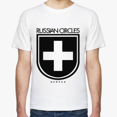 Футболка Russian Circles