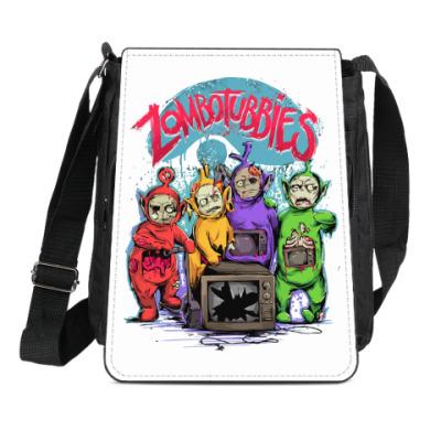 Сумка-планшет Зомбопузики