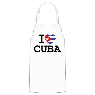 Фартук  I Love Cuba