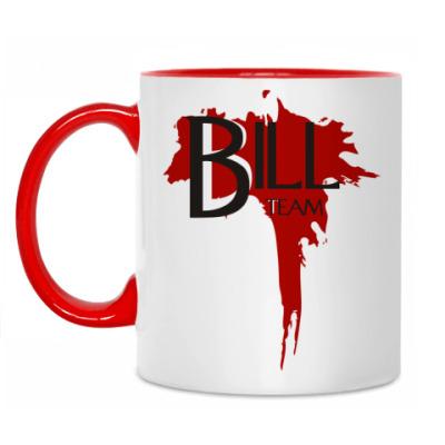 Кружка 'Bill Team'