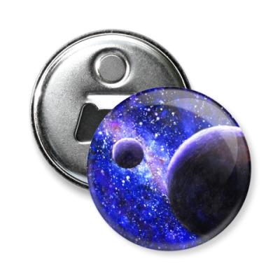 Магнит-открывашка Космос и планеты
