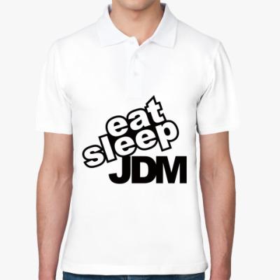 Рубашка поло Eat sleep jdm