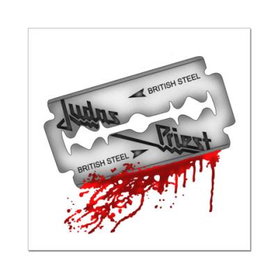 Наклейка (стикер) Judas Priest