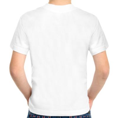 Детская футболка Kung Fu