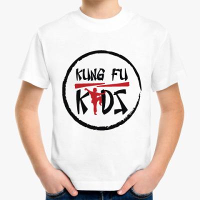Детская футболка Детская футболка Kung Fu
