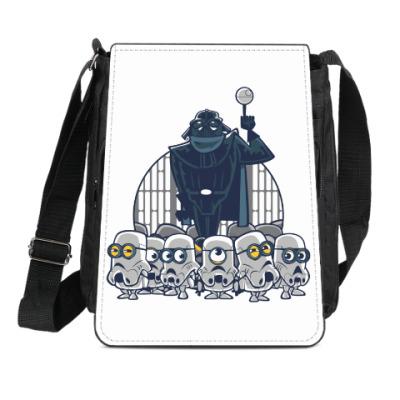 Сумка-планшет Darth Vader & Minions