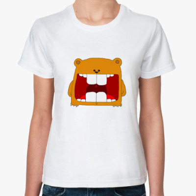 Классическая футболка Хома