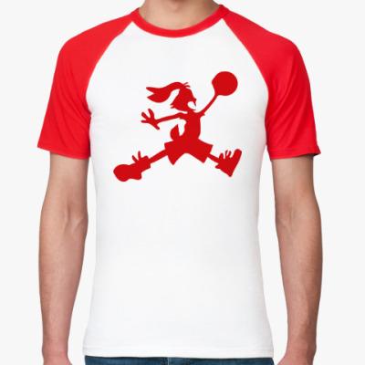 Футболка реглан Jordan Bunny