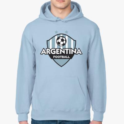 Толстовка худи Футбол Аргентины