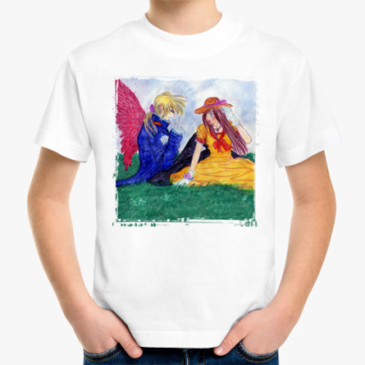 Детская футболка meeting