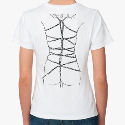 Классическая футболка  Karada