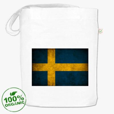 Сумка  'Шведский флаг'