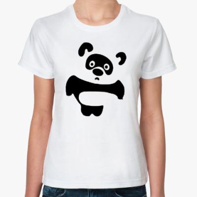Классическая футболка  Медведь