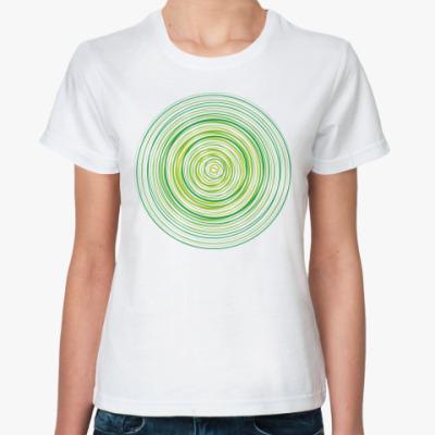 Классическая футболка  xbox360 fan