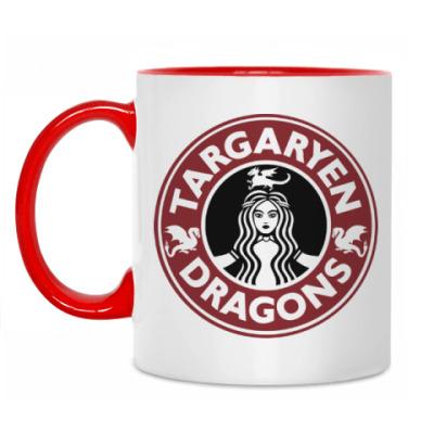 Кружка Драконы Таргариен