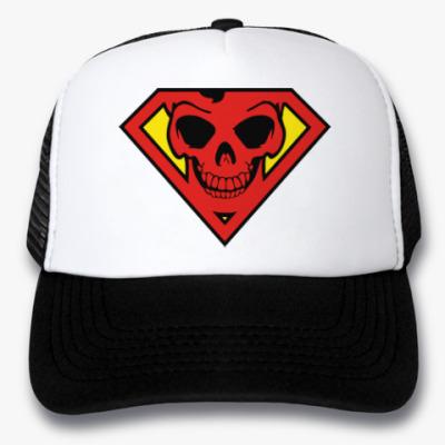 Кепка-тракер Skull Superman