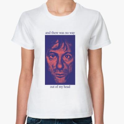 Классическая футболка  No Way