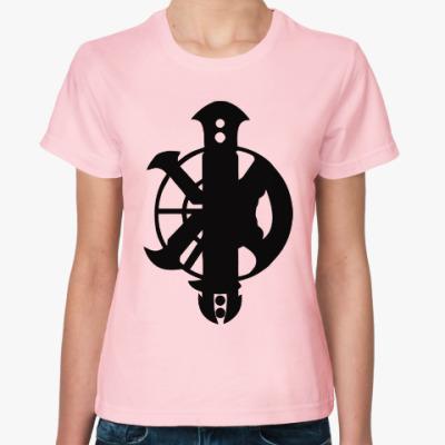 Женская футболка Killah Priest