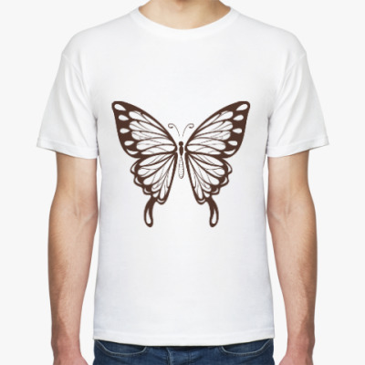 Футболка Бабочка Butterfly