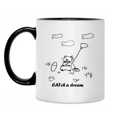 Кружка CATch a dream