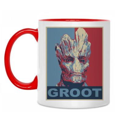 Кружка Groot