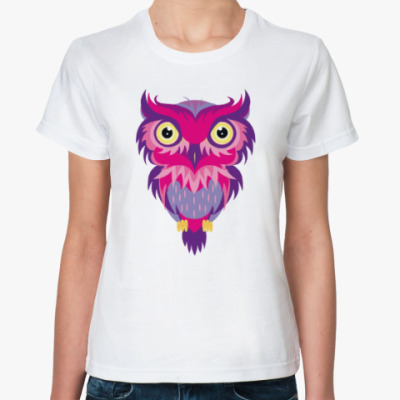 Классическая футболка ФИЛИН