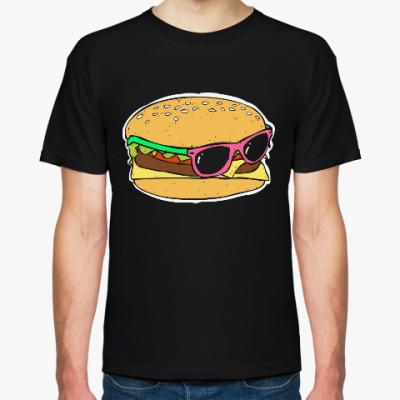 Футболка Гамбургер