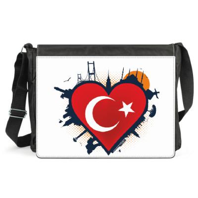 Сумка Сердце ислам
