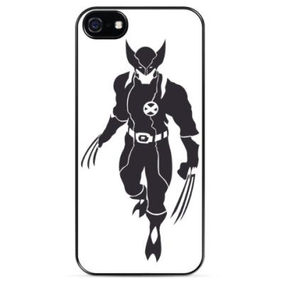 Чехол для iPhone Wolverine