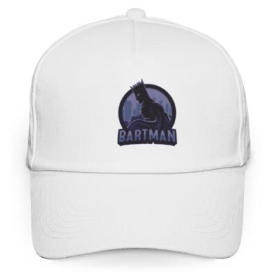 Кепка бейсболка Bartman