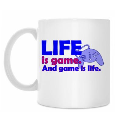 Кружка Жизнь - игра...